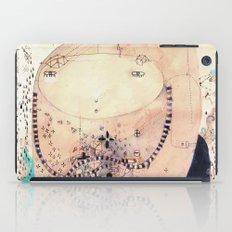 Thinking  iPad Case