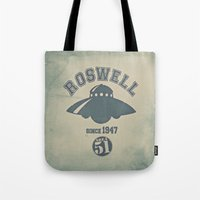 ROSWELL! Tote Bag