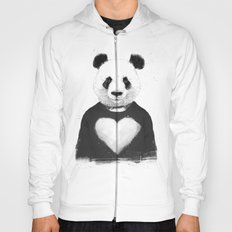 Lovely panda Hoody