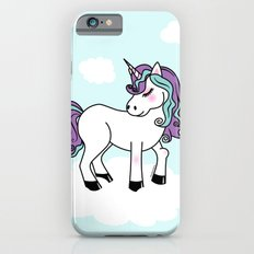 Kawaii unicorn Slim Case iPhone 6s