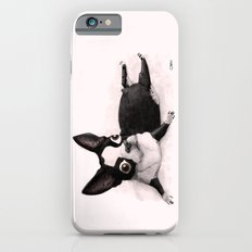 The Little Fat Boston Terrier Slim Case iPhone 6s