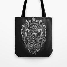 Majestic Garuda Tote Bag