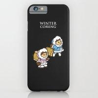 Winter Is Coming! iPhone 6 Slim Case
