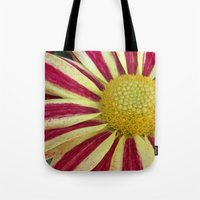 The Striped Dress Tote Bag