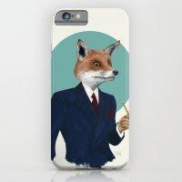 Mr. Fox iPhone 6 Slim Case