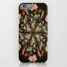 Flemish Floral Mandala 3 iPhone 6 Slim Case