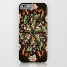 Flemish Floral Mandala 3 Slim Case iPhone 6s