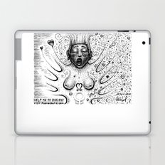 Losing My Soul In You Laptop & iPad Skin