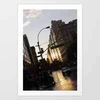 New York City Union Squa… Art Print
