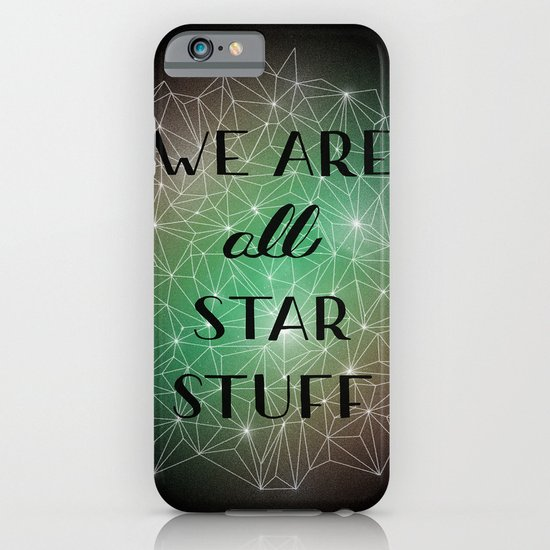 Star Stuff iPhone & iPod Case