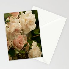 A Bed of Roses Stationery Cards