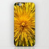 Yellow Love iPhone & iPod Skin