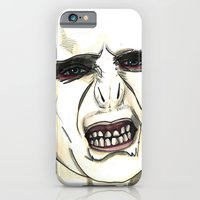 iPhone & iPod Case featuring Lord Voldemort by Boni Dutch