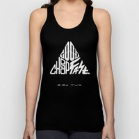 The Iron Triangle Unisex Tank Top