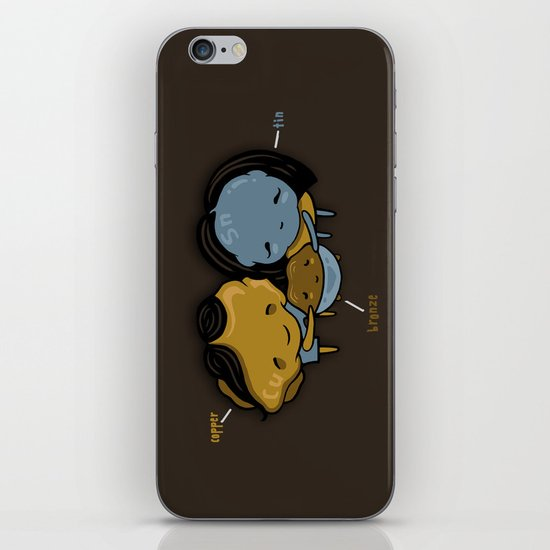 They Totally Smelted iPhone & iPod Skin