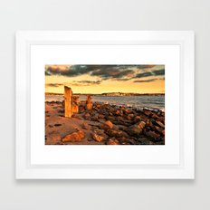 Taw Torridge Estuary Framed Art Print