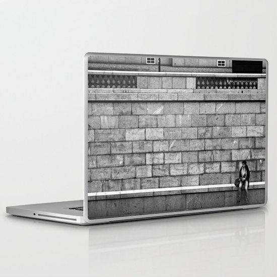 Loneliness Laptop & iPad Skin
