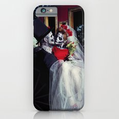 Day Of The Dead Wedding Day  iPhone 6 Slim Case