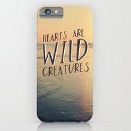 Wild Creatures iPhone 6 Slim Case