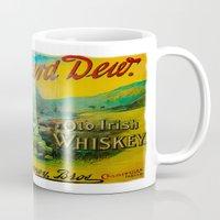 Old Whiskey Mug