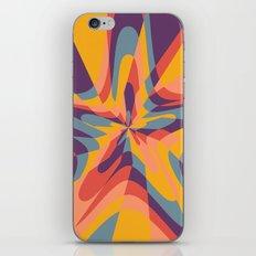 Tropical Star iPhone & iPod Skin