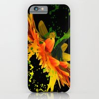 Liquid Daisy iPhone 6 Slim Case