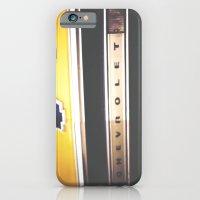 Old truck iPhone 6 Slim Case