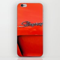 Stingray iPhone & iPod Skin