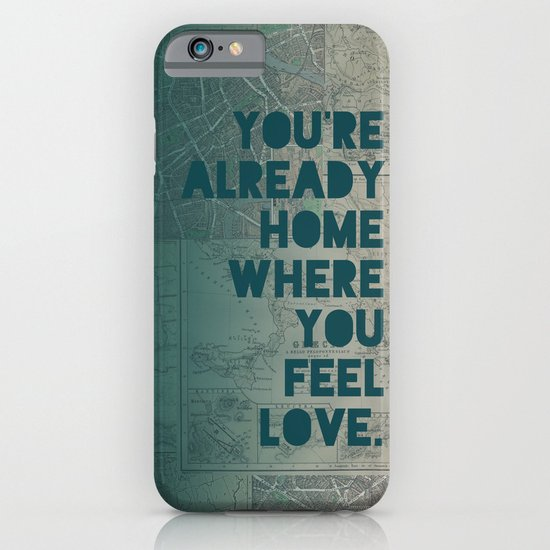 Home iPhone & iPod Case