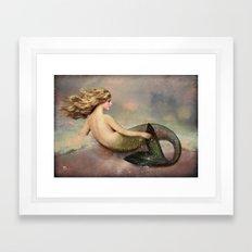 Her Ocean  Framed Art Print