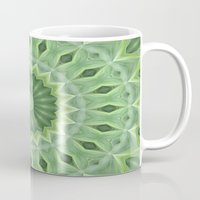 Green Beauty Mug