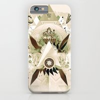 iPhone & iPod Case featuring Worship Ganesh by CAVA HDEER