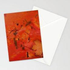 Misty outsider Stationery Cards