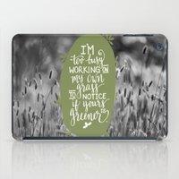 Green Grass iPad Case