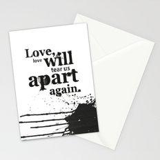 Joy Divided Stationery Cards