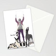 Silencio Stationery Cards