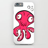 iPhone & iPod Case featuring Squiddy! by The Drawbridge