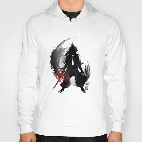 Corporate Samurai Hoody
