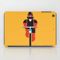 Bicycle Man iPad Case