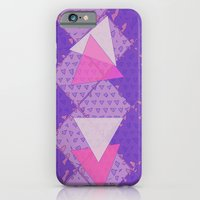 Triangular Love iPhone 6 Slim Case