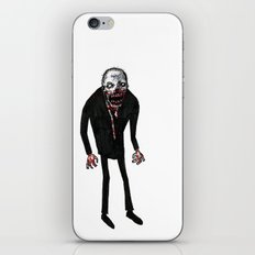 Dead Man Walking iPhone & iPod Skin