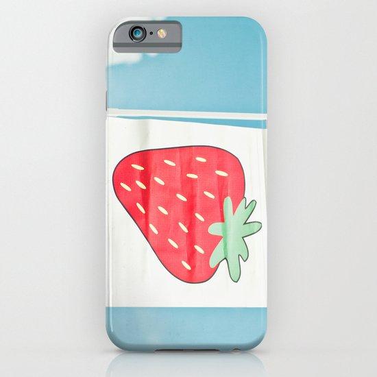Strawberry Sky iPhone & iPod Case