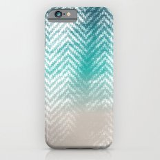 Ocean Chevron Slim Case iPhone 6s