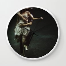 abyss of the disheartened : V Wall Clock