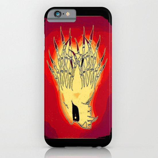 BAD HAIR DAY A098 iPhone & iPod Case