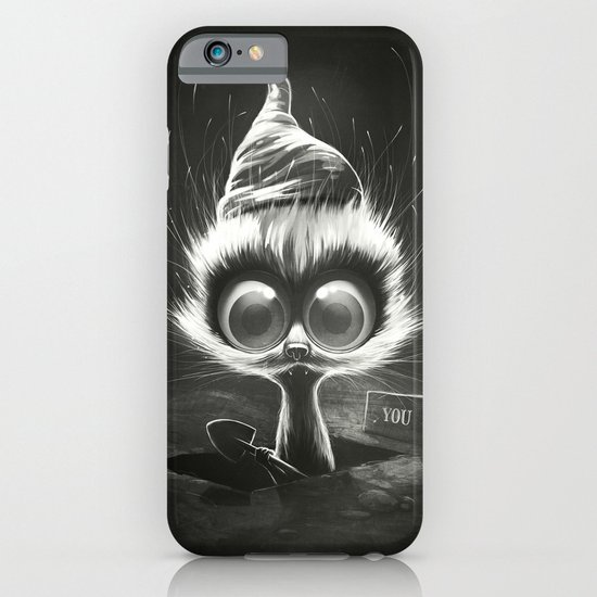 Night Shift (夜勤) iPhone & iPod Case