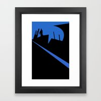 Dr. Caligari 2 Framed Art Print