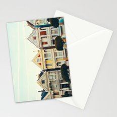 Painted Ladies Stationery Cards