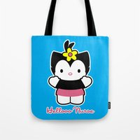 Hellooo Nurse Tote Bag