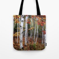 Acadia Fall Color Tote Bag